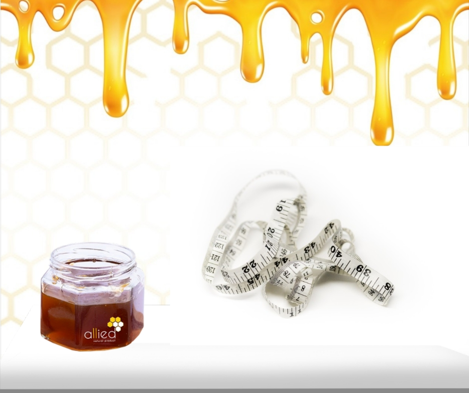Natural Honey for Weight Loss