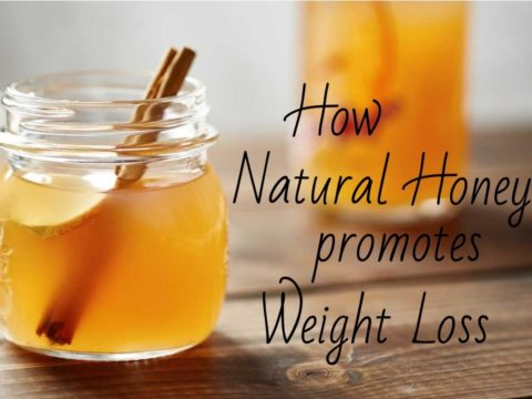 Natural Honey promotes Weight Loss12