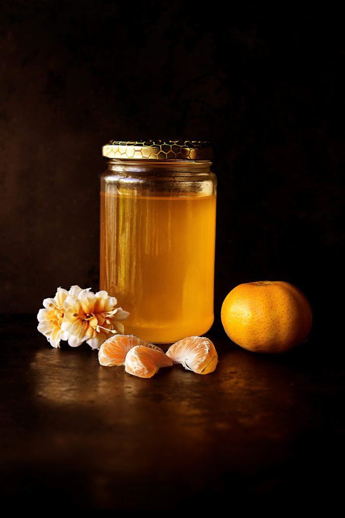 Natural Honey Packaging for Personal Use