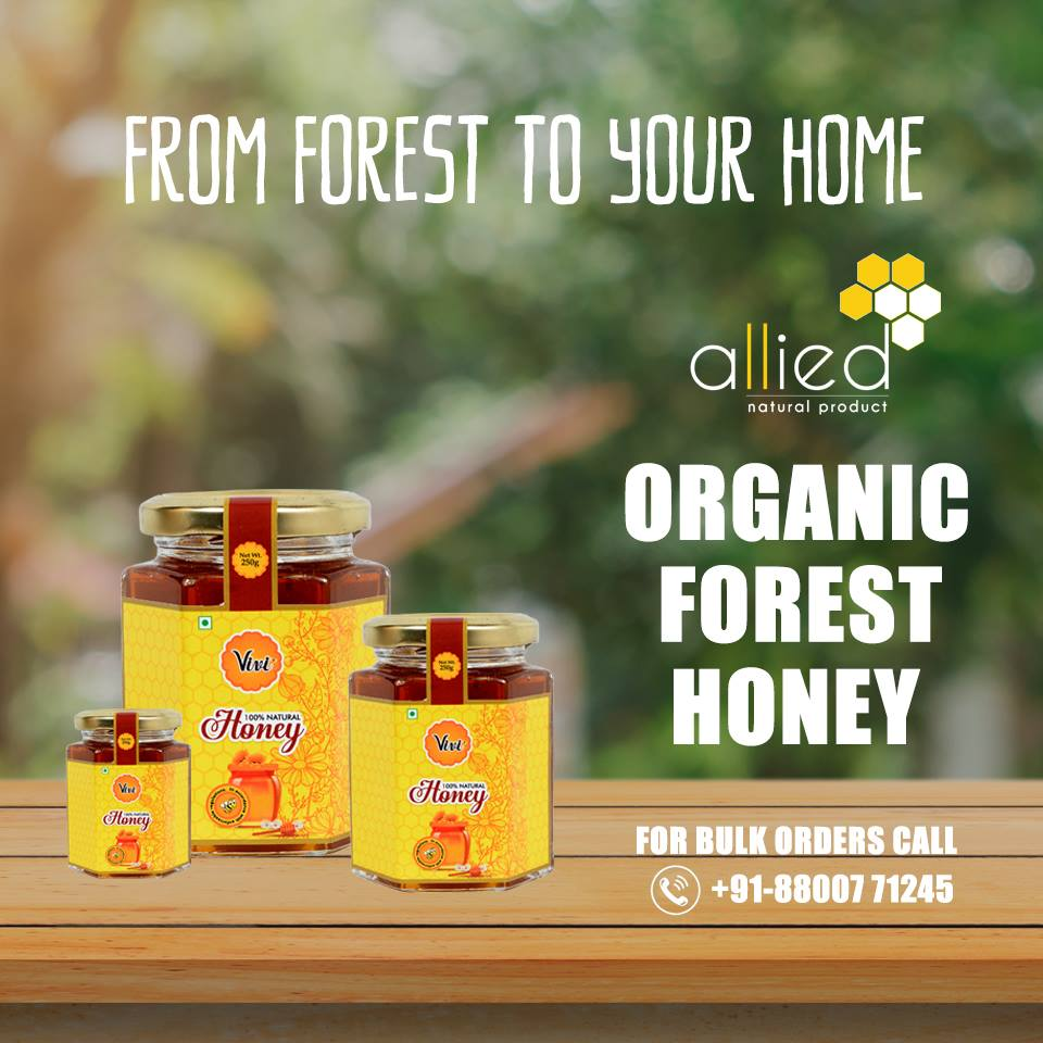 Organic Honey Supplier