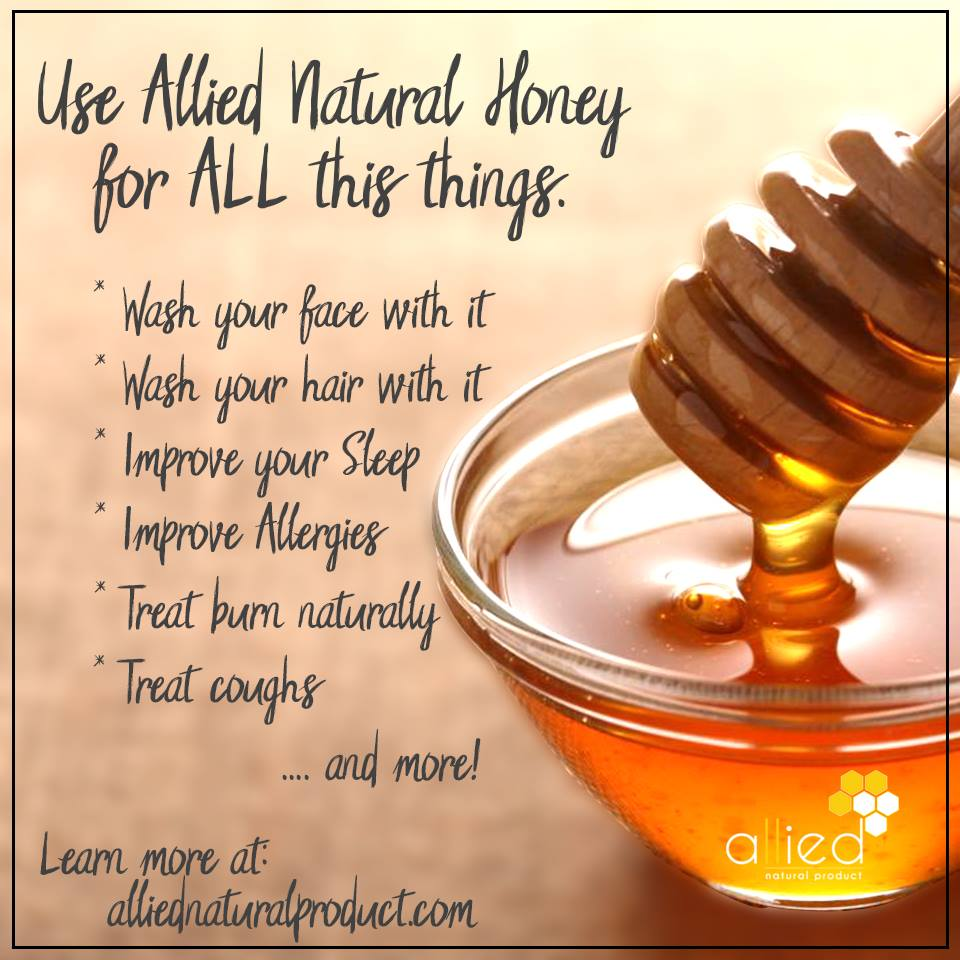 Allied Honey Benefits